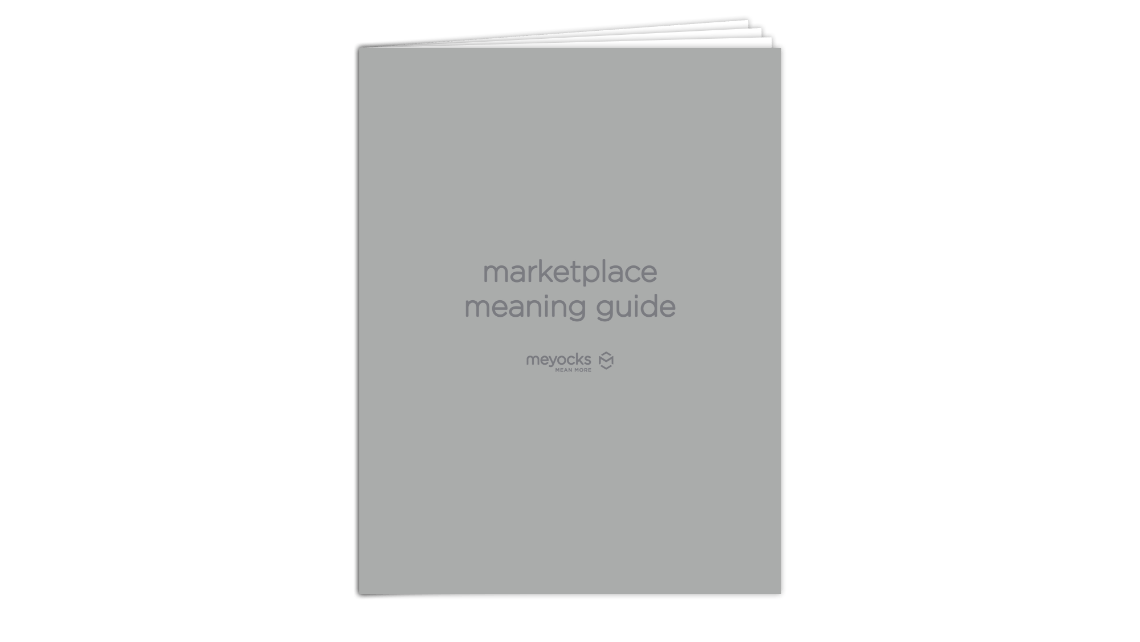 Marketplace Meaning Guide