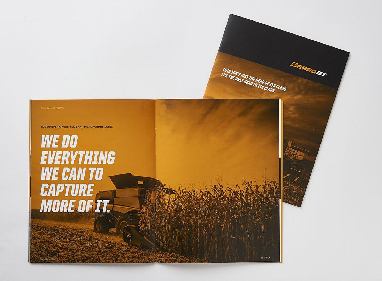 DragoGT Brand Brochure Capture More Interior Page