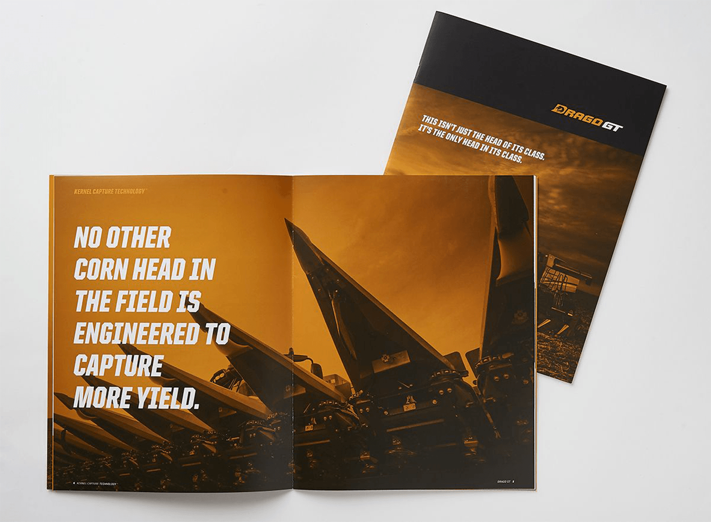 DragoGT Brand Brochure Engineered Interior Page