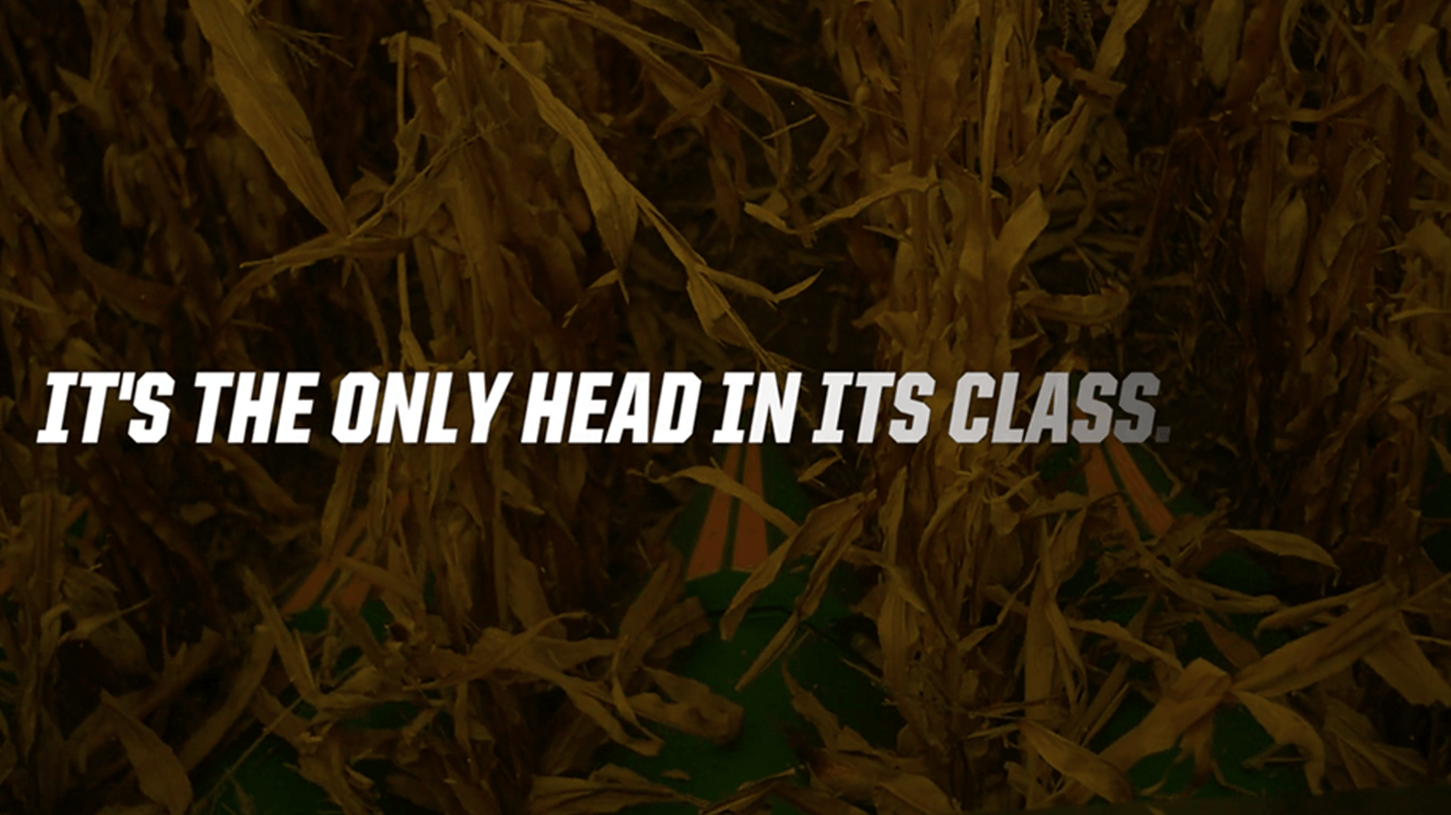 Drago Corn Heads