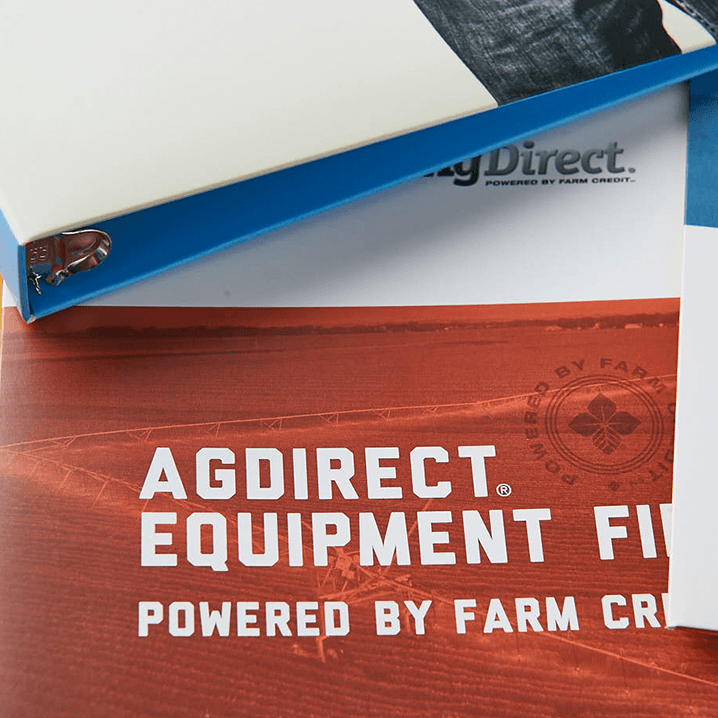 AgDirect Brand Collateral Example