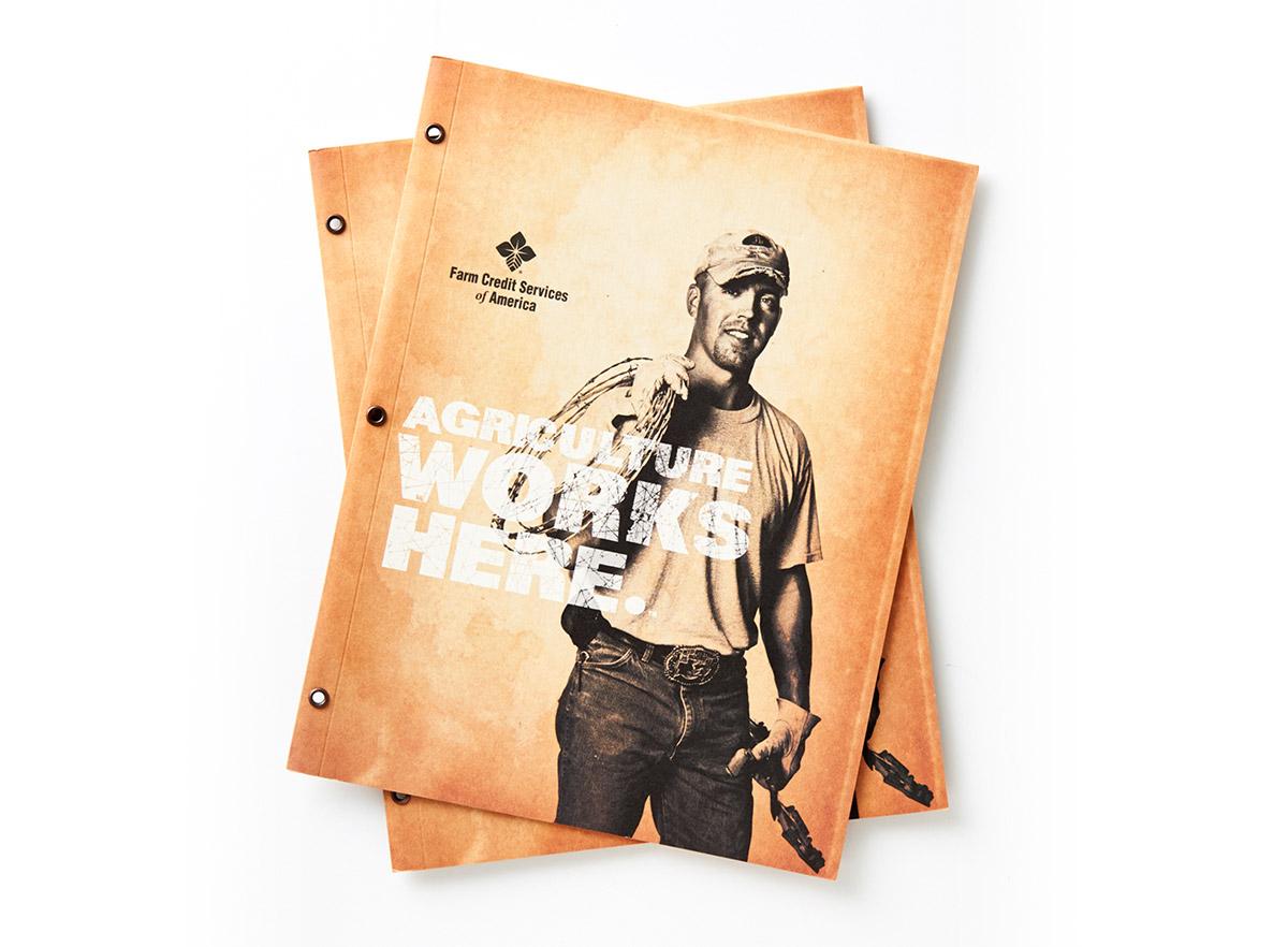 FCSAmerica Brand Brochure Cover Example