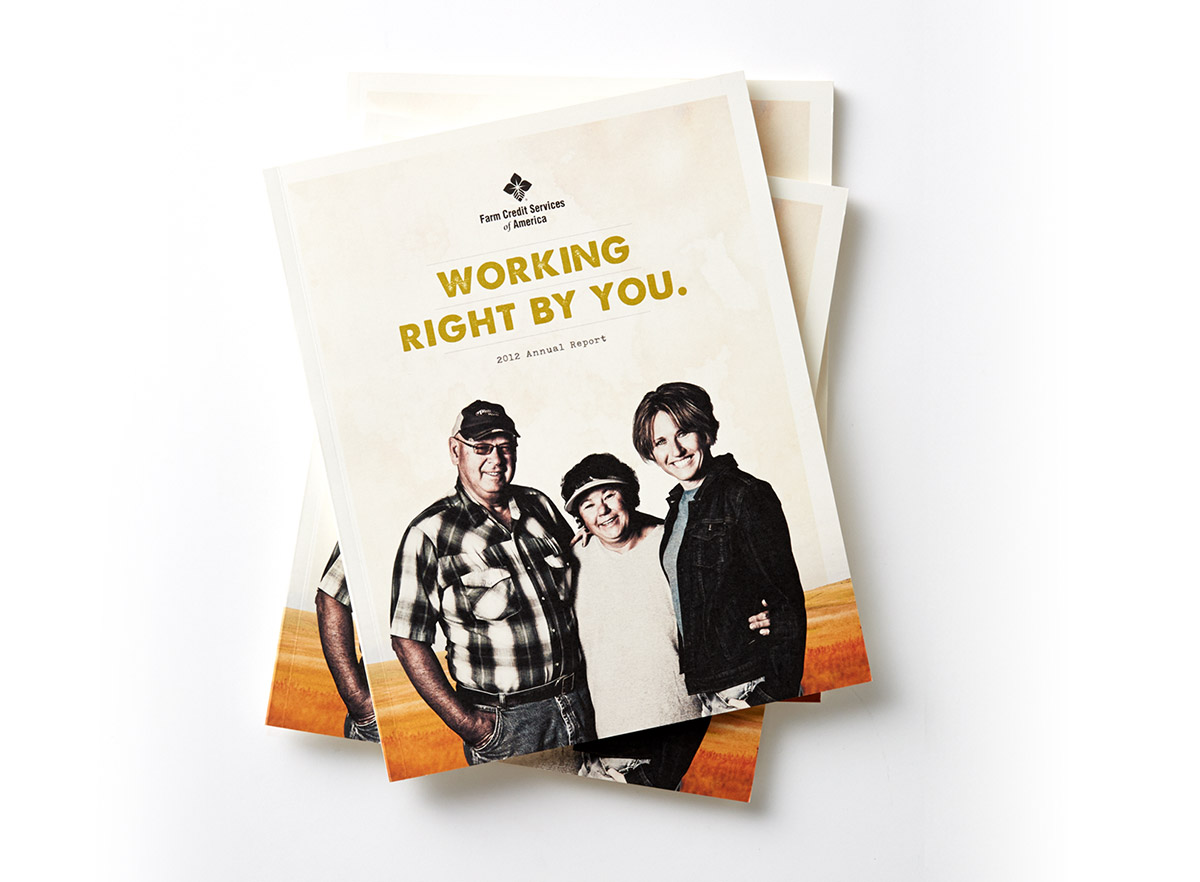 Working Right By You Annual Report Example