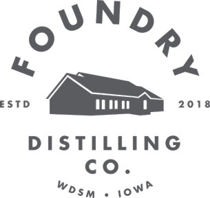 Foundry Distilling logo