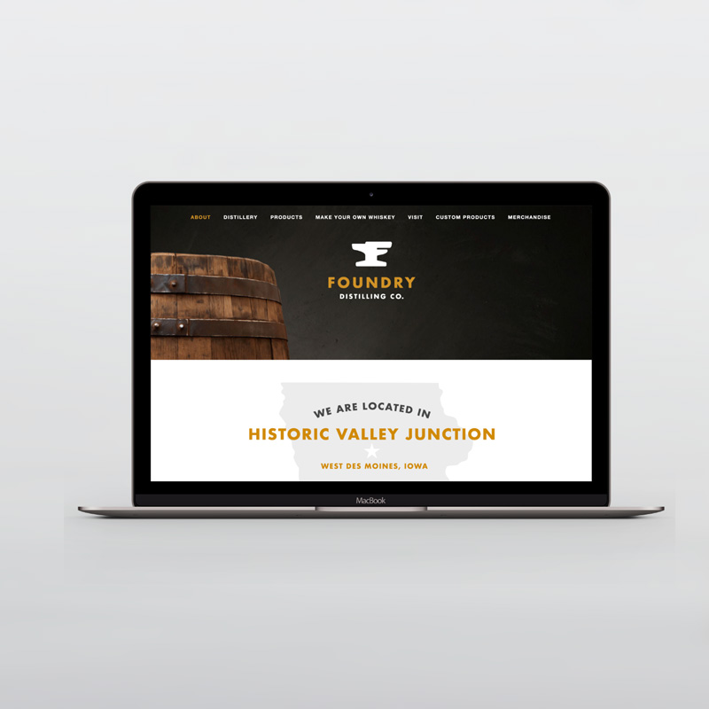 Foundry Website