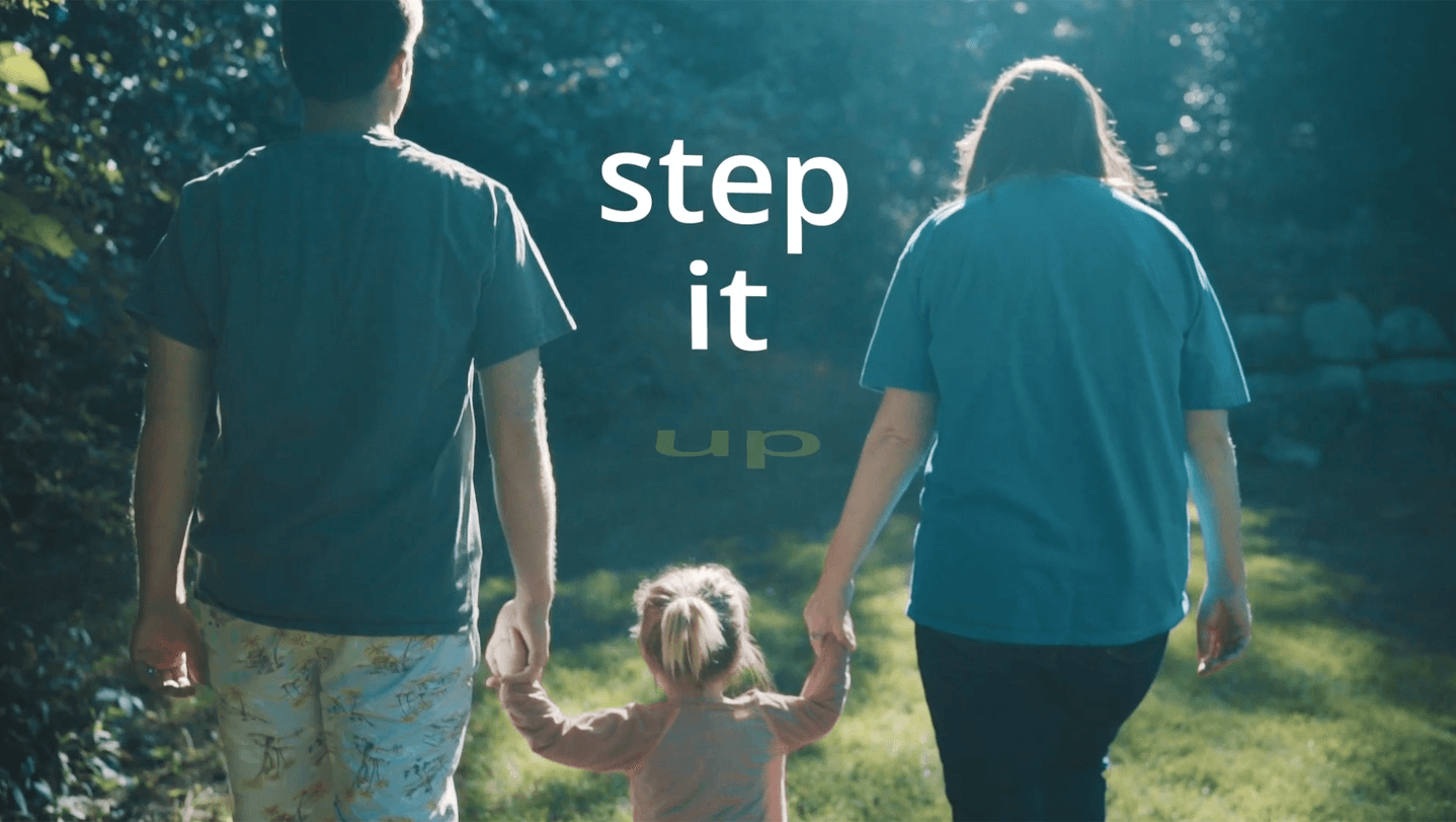 HSI Step It Up Video