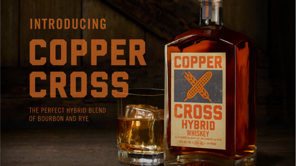 Copper Cross Beverage Marketing Example