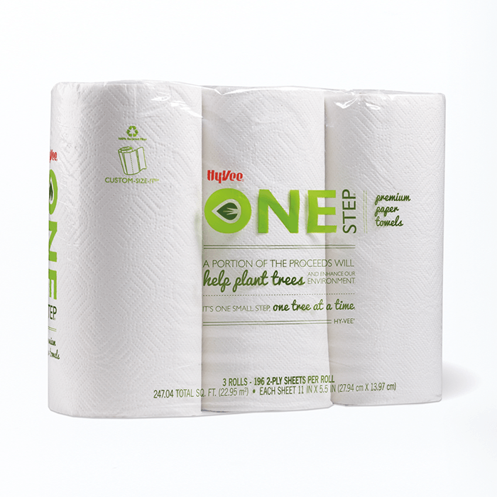 One step campaign water bottles