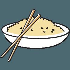 That's Smart Rice Icon