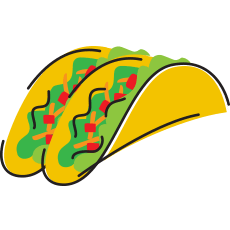 That's Smart Tacos Icon