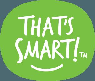 Hyvee That's smart logo