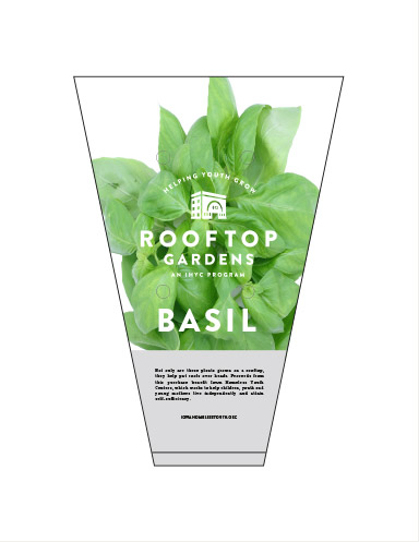 Rooftop Garden Package Design