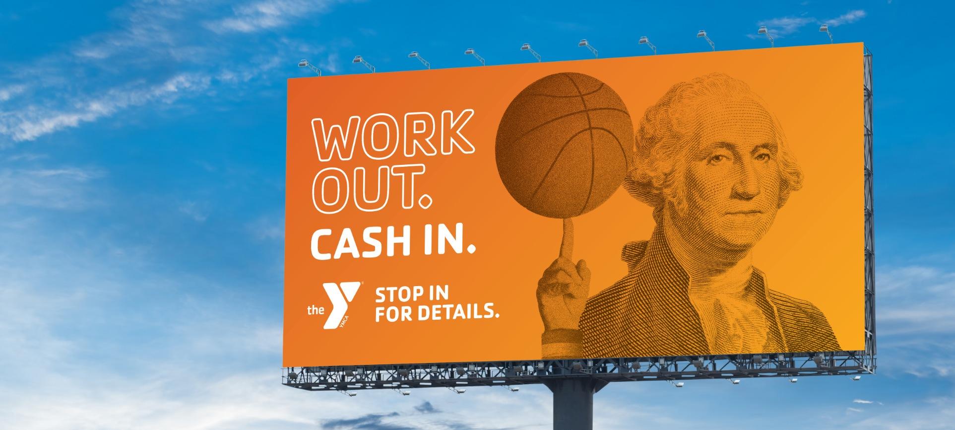 Work Out Cash In Billboard