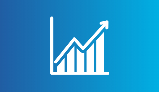 Upward Trend Chart Icon