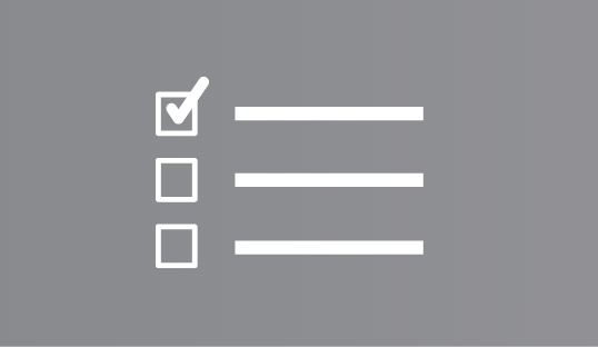 Marketing Checklist Icon