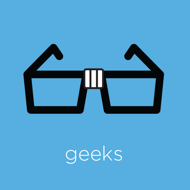 Geeks Glasses Image